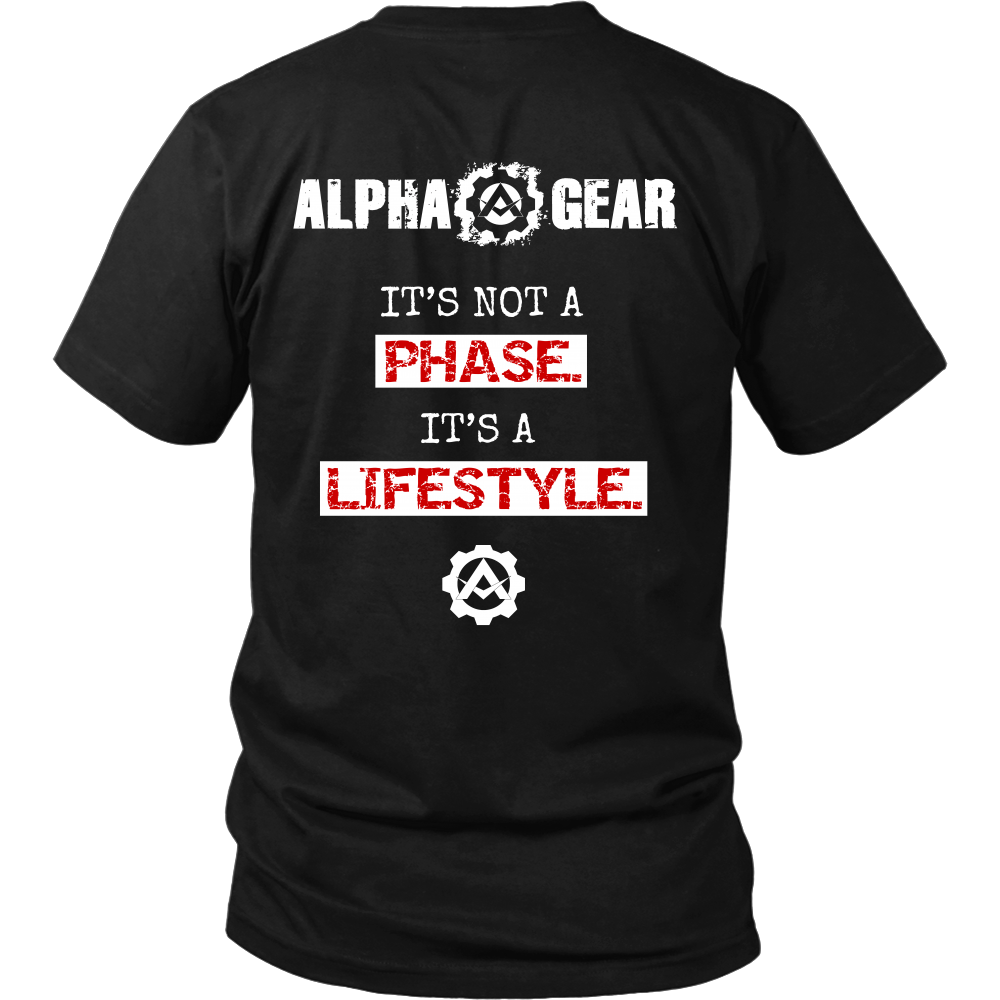 Alpha Gear - It's Not A Phase