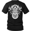 Alpha Gear - Tribal Cross - Dark