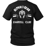 Alpha Gear - Freak Barbell Club