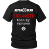 Alpha Gear - Stronger than Excuses