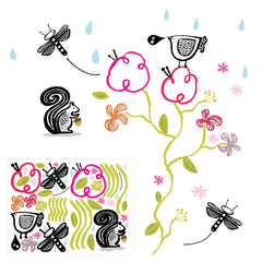 Garden Wall Graphics