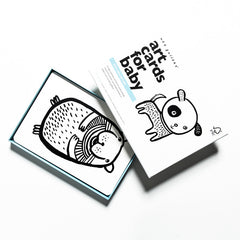 Art Cards for Baby - Pets Collection