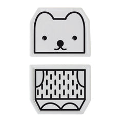 Mix & Match Plates - Bear