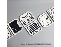 Mix & Match Plates - Cat