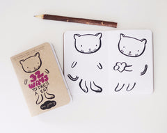 32 Ways to Dress a Cat - 32 page Activity Book