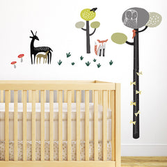 Quiet Forest Growth Chart