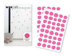 Weecals - Hot Pink Dots