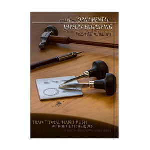 The Art of Ornamental Jewelry Engraving with Jason Marchiafava