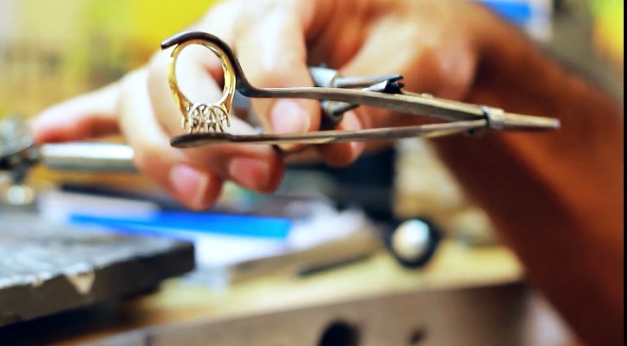 Bench Jeweler Comprehensive with Blaine Lewis - New Approach ...