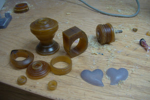 Wax Carving with Kate Wolf