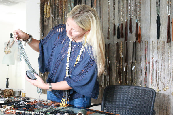 12/16 TRUNK SHOW WITH RIA B. JEWELRY AT CARRE D'ARTISTES PHILADELPHIA