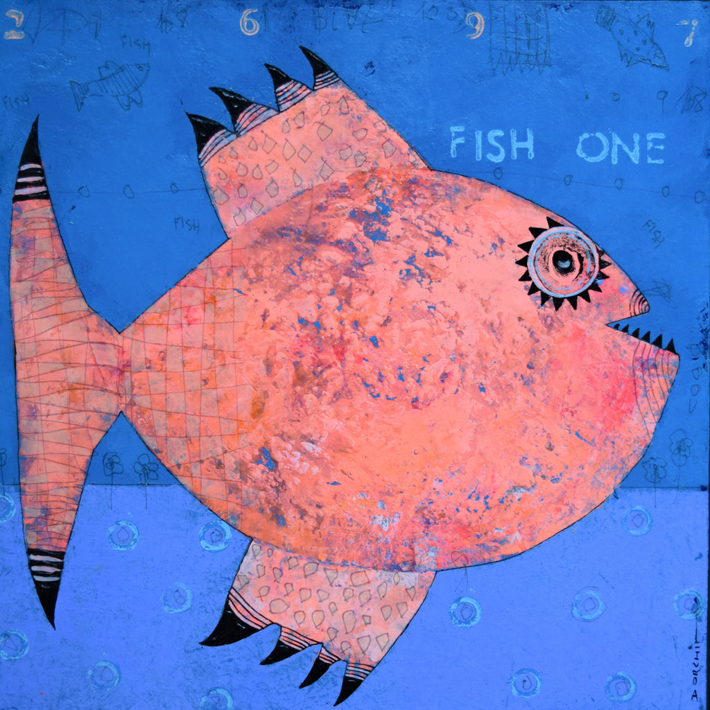 FISH ONE DOLAA819