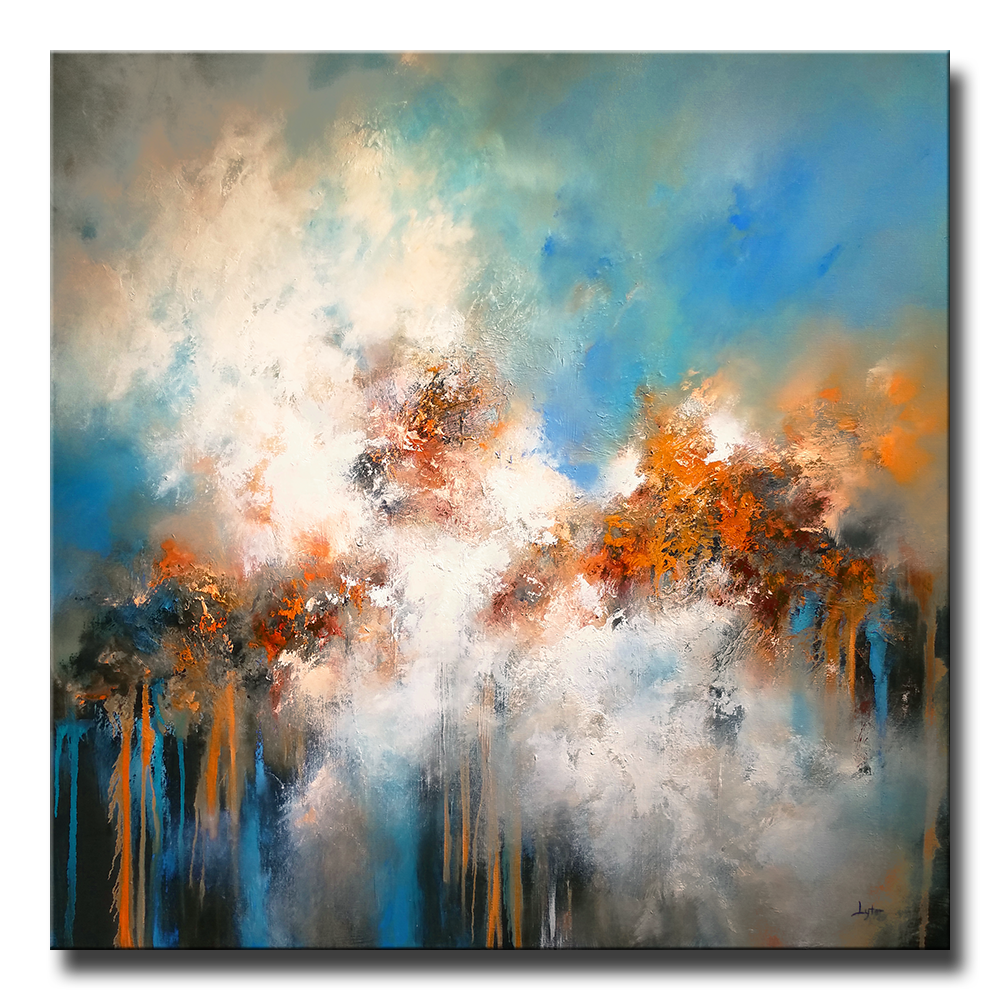"THE MYSTIC CHORDS OF MEMORY 40""X40"" LYCHA079"