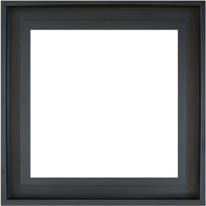 Black Reversed Frame