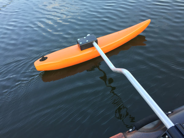 Outrigger Pontoons: Groovy Landing Gear Attachment