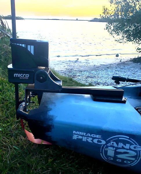 Power Pole® Mount for Hobie® Pro Angler