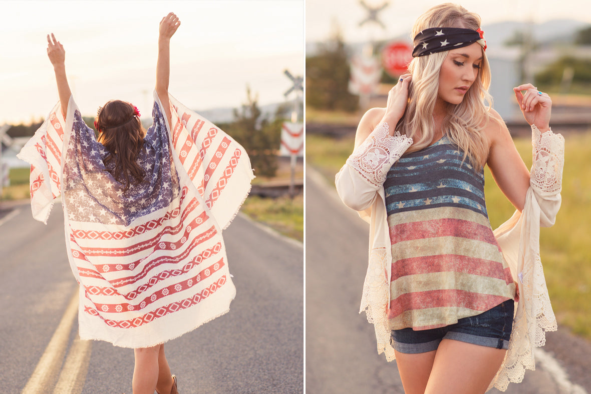 4th of July LookBook