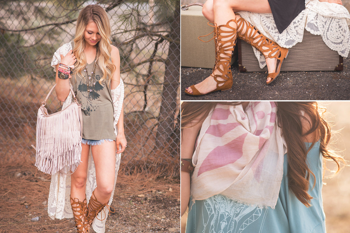Boho Fashion Look Book-3