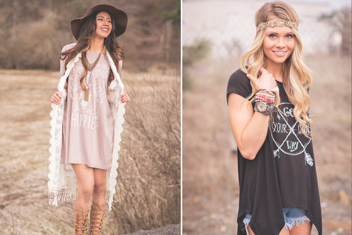 Boho Fashion Look Book-2