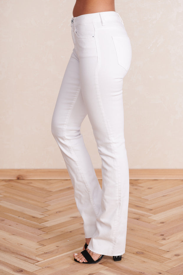 Saved By The Bell Jeans (White)