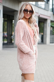 Can You Not Cardigan (Mauve) - NanaMacs