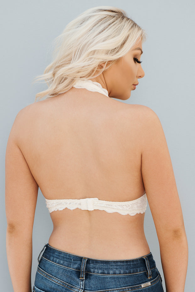 My Motivation Bralette (Cream)