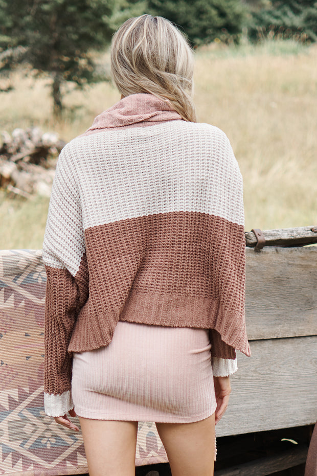 Winter Adventures Sweater (Canyon Rose Multi)