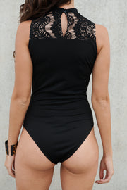 Places To Be Bodysuit (Black)