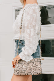 Own It Snake Print Crossbody Bag (Python) - NanaMacs