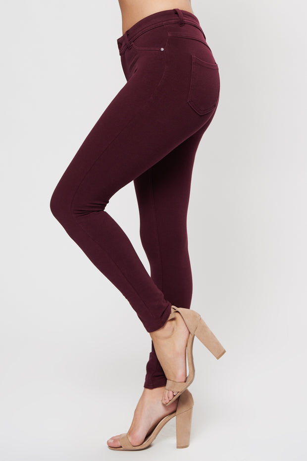 Brooke Jeggings (Mulberry)