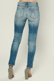Kelly Kancan Boyfriend Jeans (Medium)