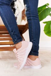 Bubble Gum Wishes Casual Sneakers (Pink) - NanaMacs