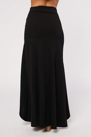Bad Liar Maxi Skirt (Black)