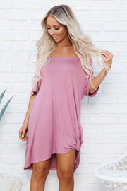 Forever Together Tunic Top (Rose)