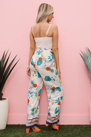 My Whole Heart Jumpsuit (Blush)