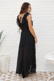 After Dark Dress (Black) - NanaMacs