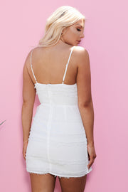Style And Slay Dress (White)