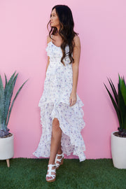 Romantic Tale Dress (White)