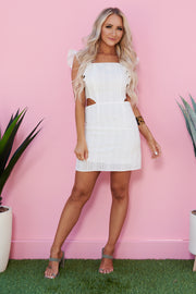 Chic Perfection Dress (Off-White)