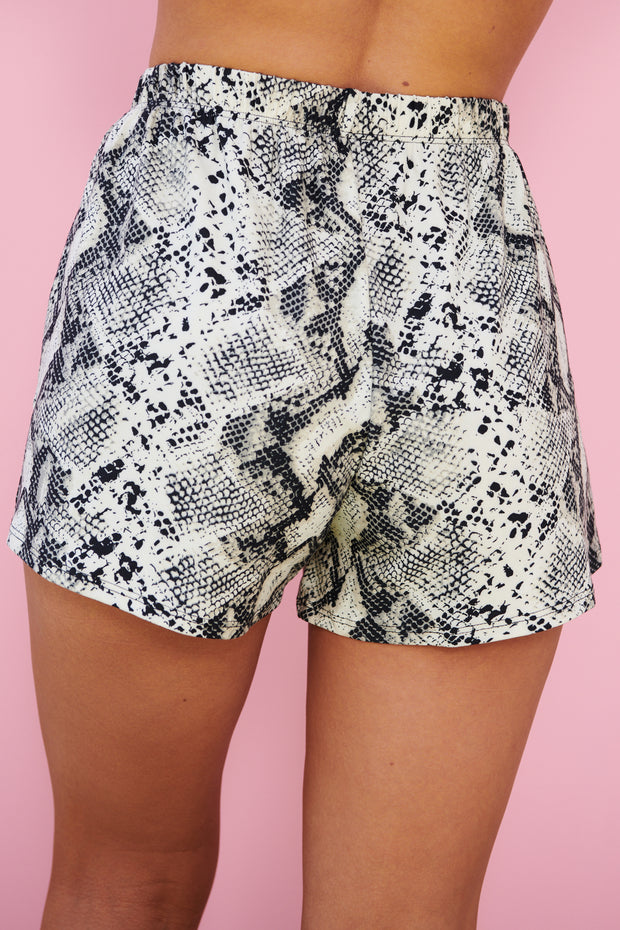 Very Sneaky Shorts (Grey)