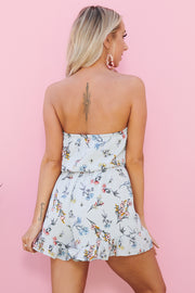 Lucky One Romper (Grey)