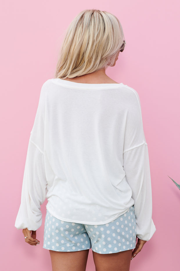 Always Yours Top (Ivory)