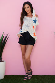 Love Stitches Shorts (Black)