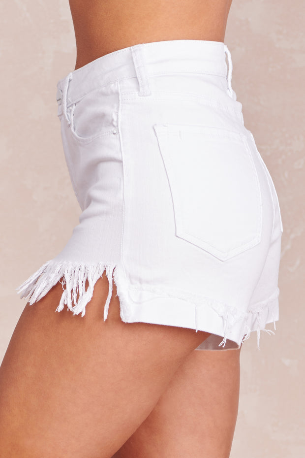 This Is Love Shorts (White)