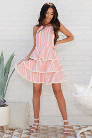Birthday Party Dress (Pink)