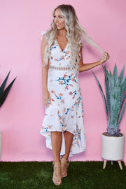 Sunny State Dress (Ivory) - NanaMacs