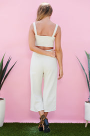 Finders Keepers Two Piece Set (Cream)