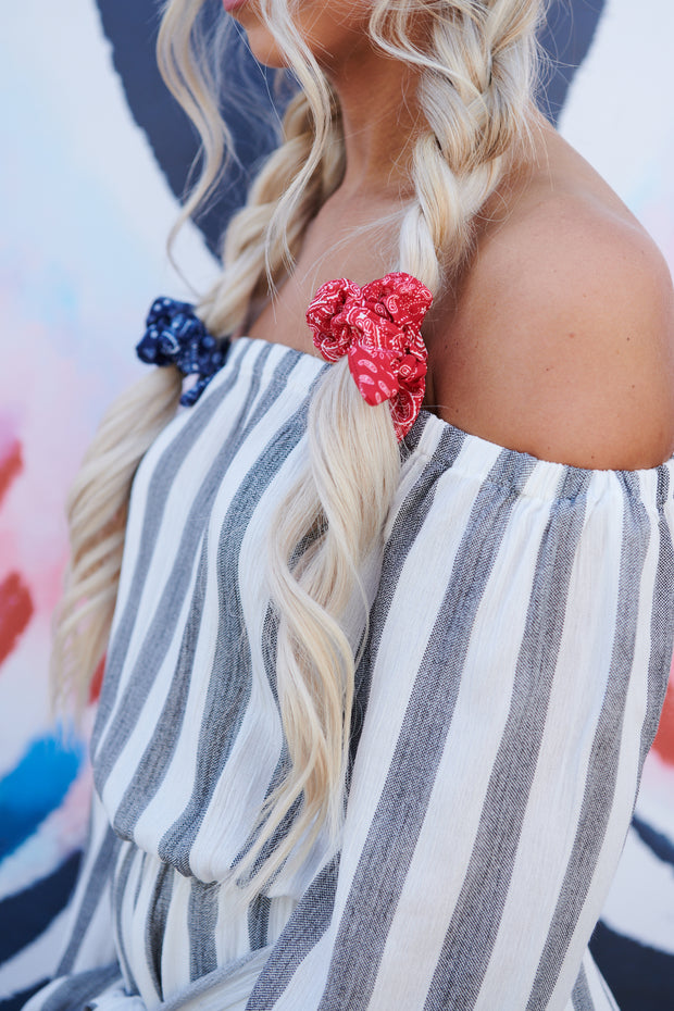 Bandana Babe Scrunchie Pack (Multi)