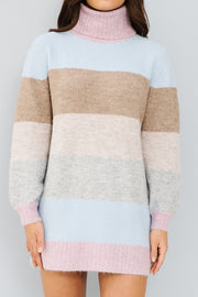 Cuddle And Chill Sweater (Lavender/Blue) - NanaMacs