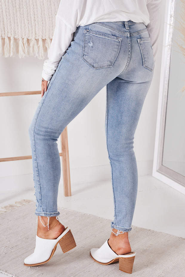 Anything Can Happen KanCan Jeans (Medium Wash) - NanaMacs